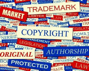 patents, trademarks, copyrights