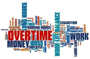 Employer failed to pay overtime