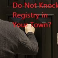 Door-to-Door sales business